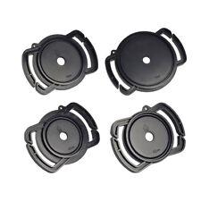 4xBuckle Lens Cap Holder-40.5 49 62/43 52 55/52 58 67/72 77 82mm-Canon Nikon etc