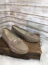 SAS Tripad Comfort Tan Khaki L Slip On Tassel Loafers Women's Size 7.5 S Slim