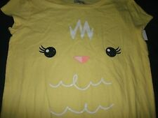 NWOT NEW POKEMON PIKACHU SZ XL KIDS YOUTH TEES Face T SHIRT TOP girls (B37)
