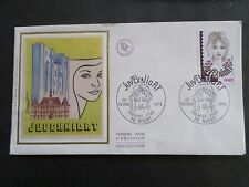 FRANCE, 1978, FDC 1° JOUR JUVEXNIORT, NIORT, CONGRES, VF