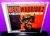 MechWarrior 2: Mercenaries (PC CD ROM, 1996) B589