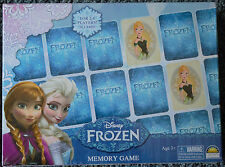 DISNEY FROZEN MEMORY GAME ~ BRAND NEW