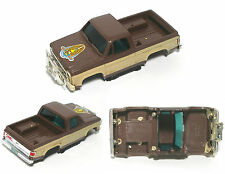 1982 Aurora AFX FALL GUY PICK UP TRUCK HO Slot Car BODY ONLY 1971 NO ROLL BAR