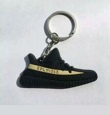 e74171b9d Adidas Yeezy Boost 350 V2 Green stripe Keyring chain black off beluga 700  sean