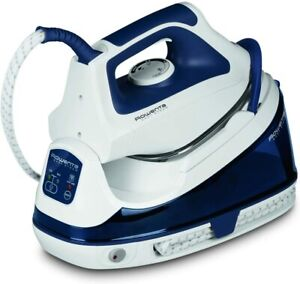 Rowenta VR7040F0 2200W 1.2L Stainless steel Blue, White boiler iron