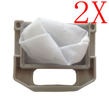 2X Washer Washing Machine Lint Filter Bag For NEC NW-691 NW-752 NW-791 NW-792