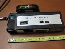 vecchia macchina fotografica VINTAGE CONTINENTAL TELE-FLASH T-52 POCKET CAMERA