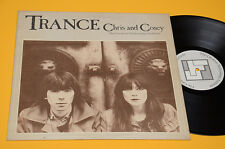 CHRIS AND COSEY LP TRANCE 1°ST ORIG UK 1982 EX+ TOP AUDIOFILI !!