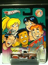 Hotwheels ARCHIE Comics Jughead's Latroca