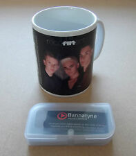 RECONNECTED Promo Mug & USB NEW/UNUSED Britain's Got Talent