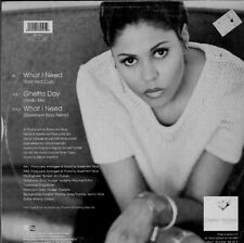 CRYSTAL WATERS - Ghetto Day / What I Need (David Morales, Basement Boys Rmx)