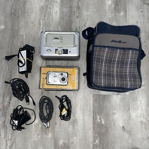 Kodak EasyShare CX6330 Camera + Kodak Printer Dock + Cables + Eddie Bauer Case