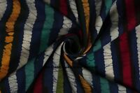 Handmade voile hand block indian print natural sanganeri fabric By Yard cotton