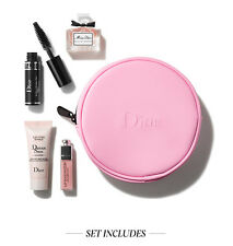 NIB DIOR Sephora Beauty Insider Rewards BEST OF DIOR Deluxe 5Pc Sample Set 2017