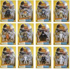 Star Wars Rebels Basic Figures Figuren SL Saga Legends Disney Hasbro New Toy