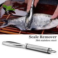 Escamador De Pescados Cepillo De Extracción Rápida Cuchillo Pelador De Pescado