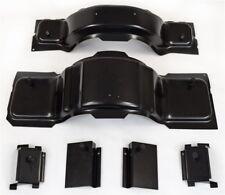 68-72 Nova Floor Pan Bucket Seat Support Mounting Brackets Mount Bracket Set