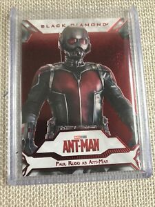 Marvel Black Diamond Red Ant Man Trading Card 18/35