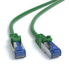 4m CAT 7 Patchkabel Netzwerkkabel Ethernetkabel DSL LAN Kabel  - GRÜN