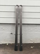rossignol skis 161-170 (cm) with binding gently used work great
