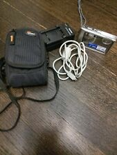 Olympus Stylus 770 SW 7.1 MP Digital Camera Water & Shock Proof Tested Working