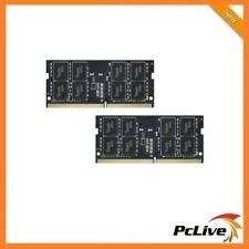 Team Elite 16GB DDR4 2400Mhz Memory 2x 8GB Performance Laptop RAM SODIMM 19200