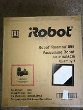 iRobot Roomba 895 Wi-Fi Connected Robot Vacuum ** BRAND NEW SEALED **