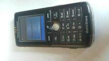 Sony-Ericsson K750 locked