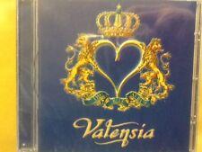 VALENSIA.          VALENSIA. BLUE ALBUM        COMPACT DISC ON  ESCAPE. MUSIC