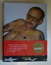 TERRY WORLD/TERRY RICHARDSON/TASCHEN/PANIC JACKET/EROTIQUE/EROTIC
