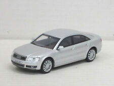 Audi A8 Limousine in silber, ohne OVP, Hongwell/Cararama, 1:43
