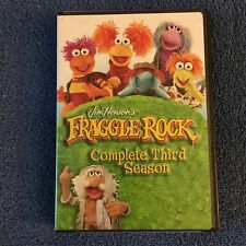 Fraggle Rock: The Complete Third Season (DVD, 2009, 5-Disc Set) NEW, Unsealed