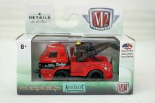 1966 Dodge L-600 Tow Truck 1/64 Scale 32500 M2 Red Sales Service on Door