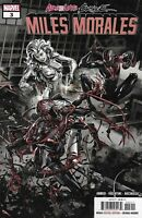 Absolute Carnage Miles Morales Comic 3 Cover A Clayton Crain 2019 Ahmed Marvel