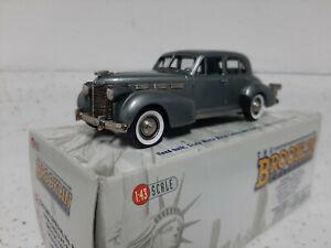 Brooklin 1938 Cadillac Sixty-Special sedan MINT!!