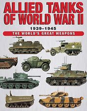 AMB 081 Allied Tanks of Word War II New Hard Back Free Shipping