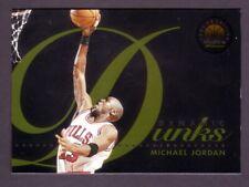 Michael Jordan 1993-94 Skybox Dynamic Dunks #D4