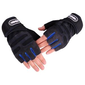 Weight Lifting Gym Training Strap Exercise Wrist Protection Bicycle riding Glove