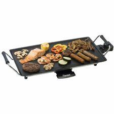 Bestron ABP602 plancha bakplaat 2000 W grillplaat teppanyaki grill bak plaat
