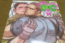 Biohazard Resident evil Doujinshi Piers X Chris anthology(A5 164p) All-in-One PC