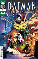 Batman The Adventures Continue #8 (Of 8) Cvr A Mirka Andolfo