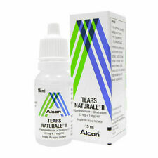 Alcon Tears Naturale eye drops  For relieve the eyes 15ml