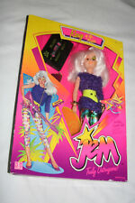 1986 Hasbro 12 Inch Jem and the Holograms Roxy of the Misfits Doll