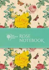 RHS Rose Notebook, RHS