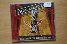 Rise Against – Siren Song Of The Counter Culture - Rock, Hardcore (Box C99)
