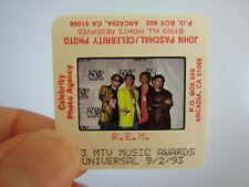 More details for original press photo slide negative - r.e.m. - 1993 - d
