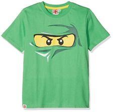 T-shirts, débardeurs et chemises verts à longueur de manche manches courtes à 6 ans pour garçon de 2 à 16 ans