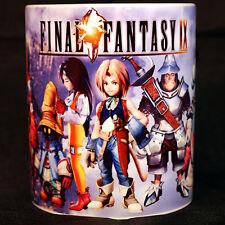 FINAL FANTASY 9 IX - Coffee MUG CUP - Playstation - RPG - Zidane - Garnet