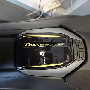 Adesivo 3D Sportello serbatoio compatibile con Yamaha Tmax 560 20Th Anniversary