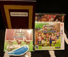 Harvest Moon: Skytree Village Limited Edition (Nintendo 3DS) BARELY  USED